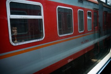 Train, China, Travel, Visiting China, Exploring China, Railroad, budget travel,
