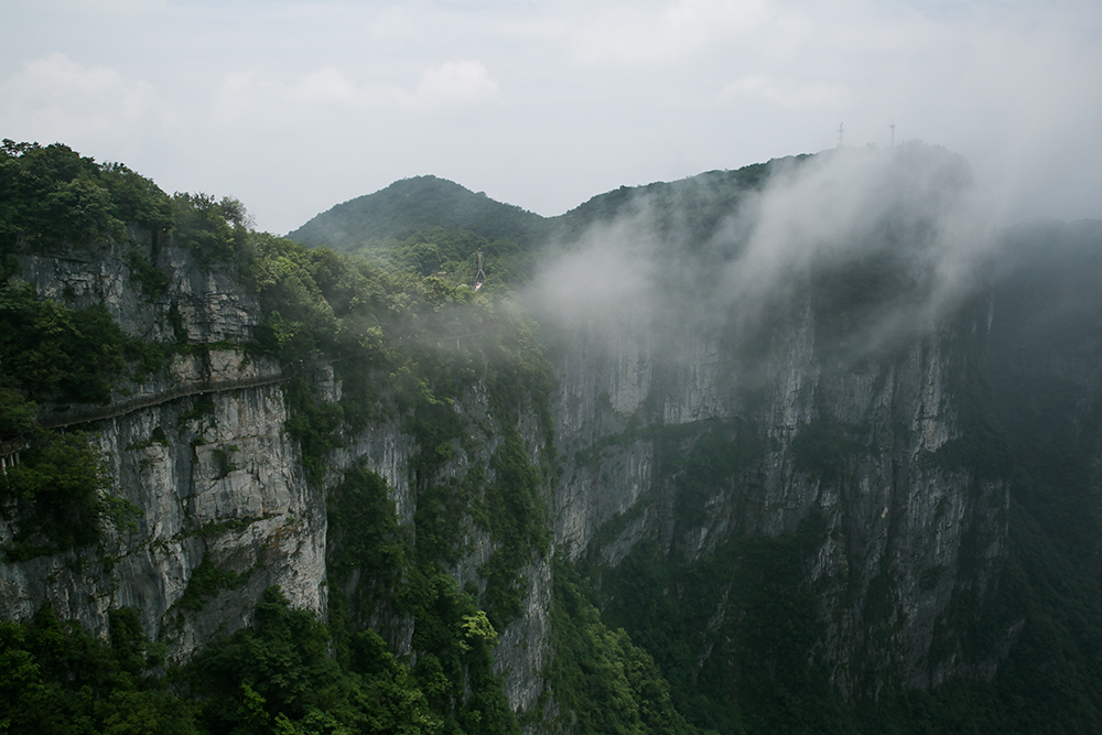 Zhangjiajie, Tianmen Mountain, China, Travel, Backpacking, Hiking, Avatar, Landscape, Photography,