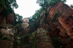 Leshan Giant Buddha, Chengdu, Leshan, China, Travel, Backpacking, Travel Photography, China