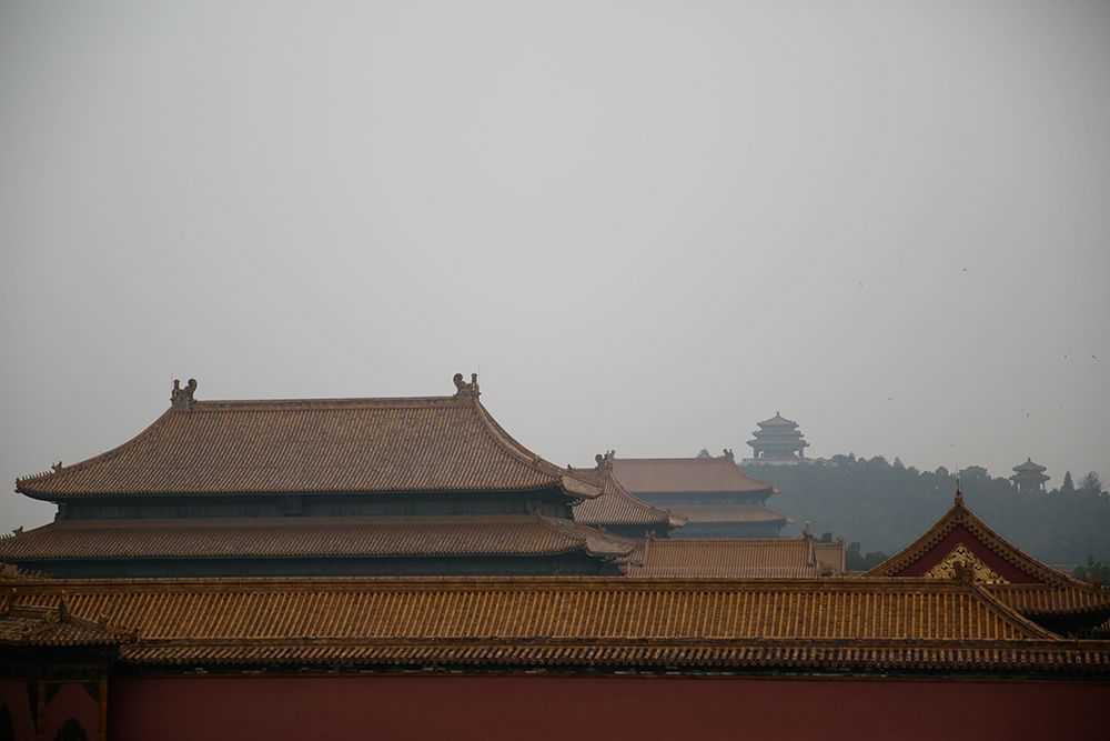 Tiananmen Square, Travel, Backpacking, The Great Wall of China, China, Forbidden City, Imperial Palace, Smog in Beijing, Travel Photography, Photography,