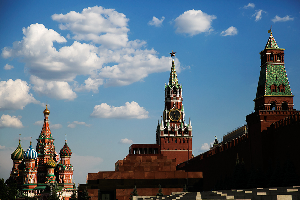 When visiting Moscow, we loved Red Square, St. Basil's Cathedral and the Kremlin so much that we visited them repeatedly.