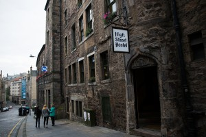 High Street Hostel - Edinburgh, Scotland