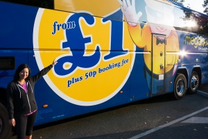 £1 Megabus from Paris to Barcelona