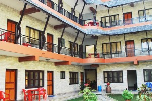 Butterfly Lodge in Pokhara
