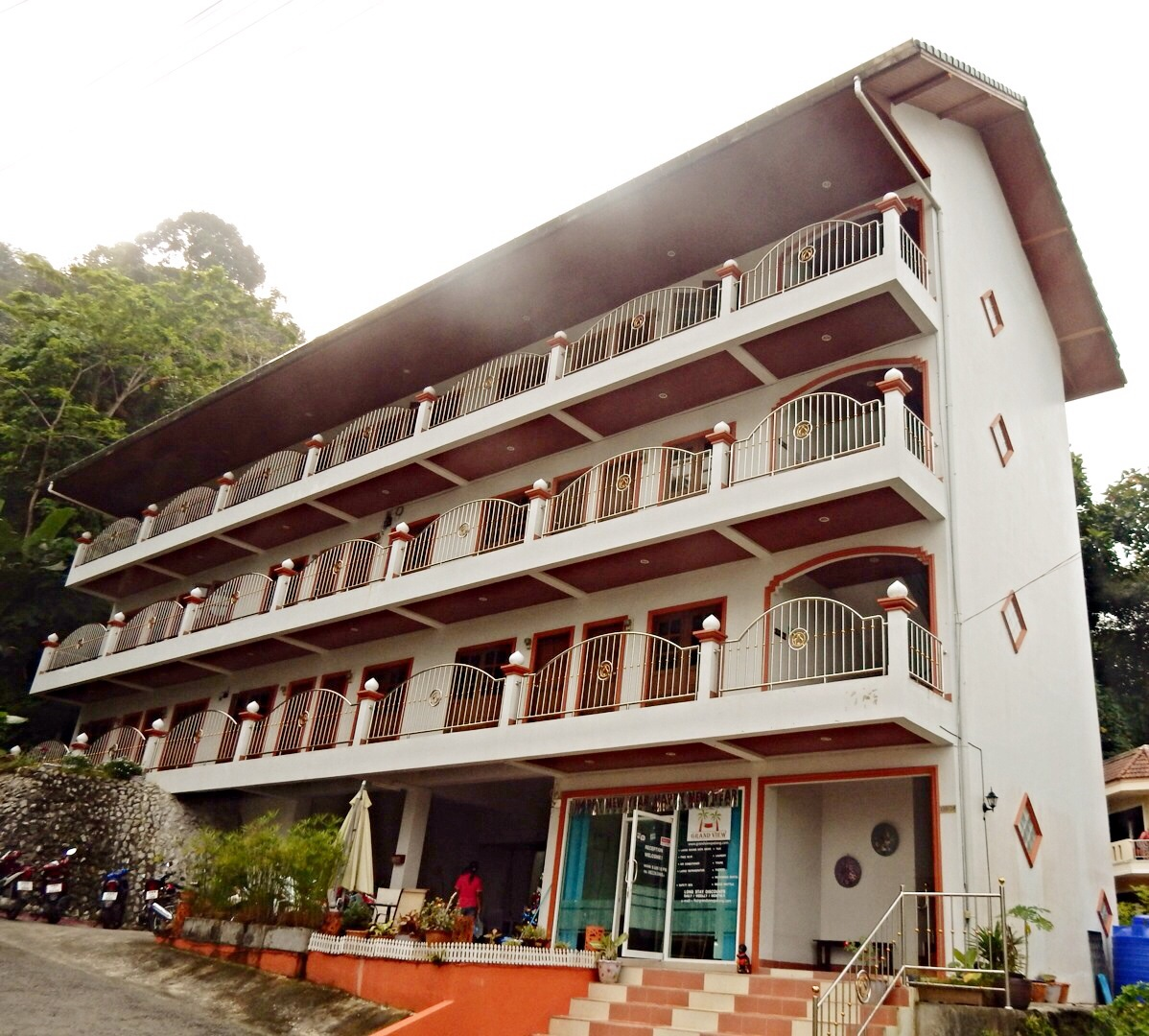 Grand View Hotel in Patong Beach