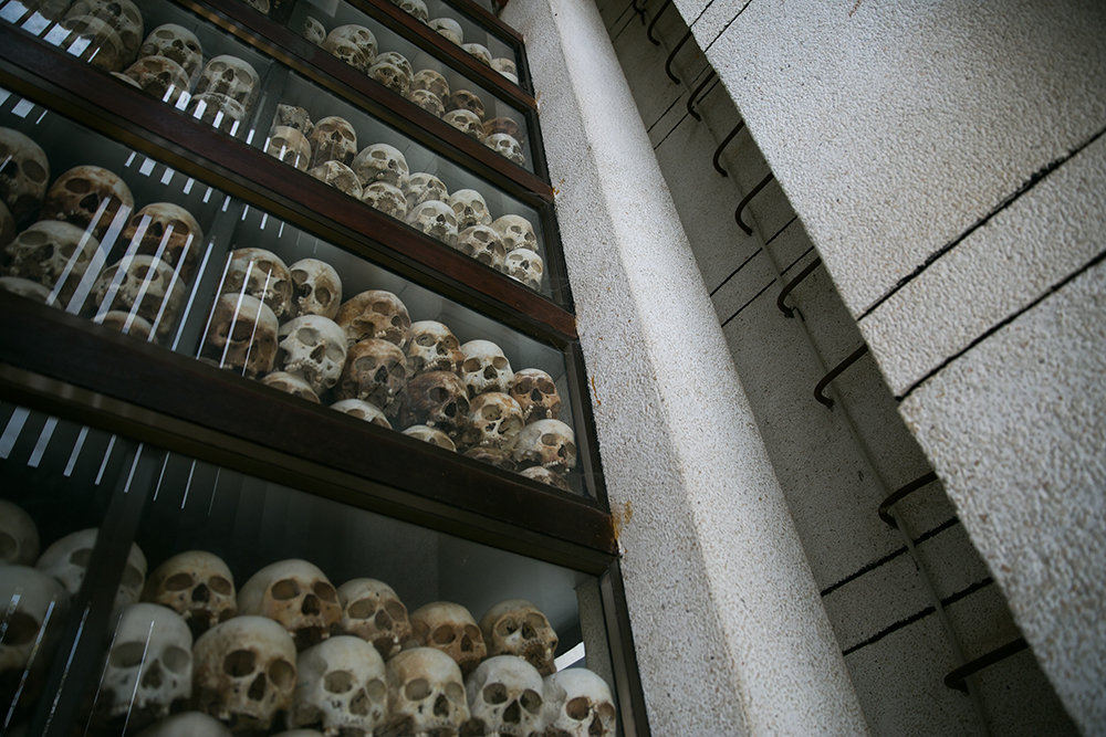 Cambodia, Cambodian Genocide, Khmer Rouge, Toul Sleng, Pol Pot, Travel, Genocide, The Killing Fields, Choeung Ek, S-21,