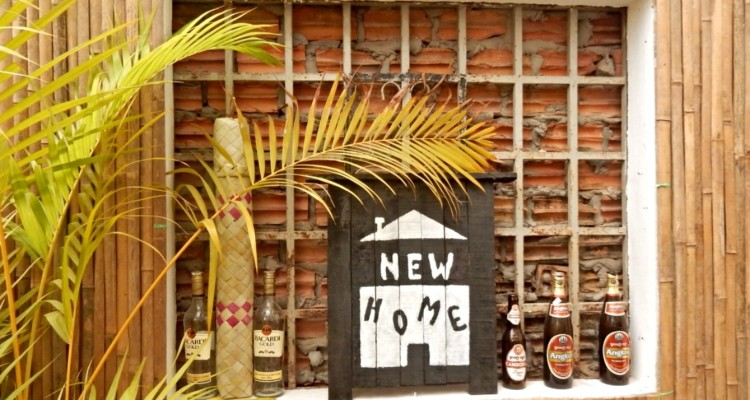 New Home Hostel in Siem Reap