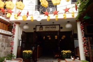 Vinh Hung Library Hotel in Hoi An, Vietnam