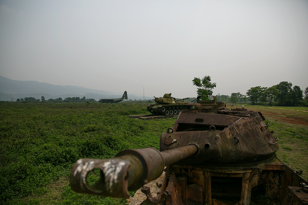 Vietnam, Hue, travel, travel photography, Khe Sanh Combat Base, Vietnam War, DMZ, DMZ tour,