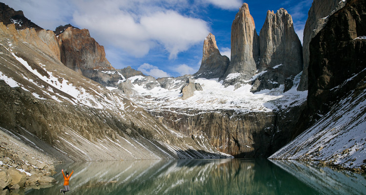 Mirador las Torres, Torres del Paine, Torres del Paine National Park, trekking the W, Hiking the W, trekking in Torres del Paine, travel, travel photography, Canon 5D Mark III, Chile, Patagonia, trekking in Patagonia,