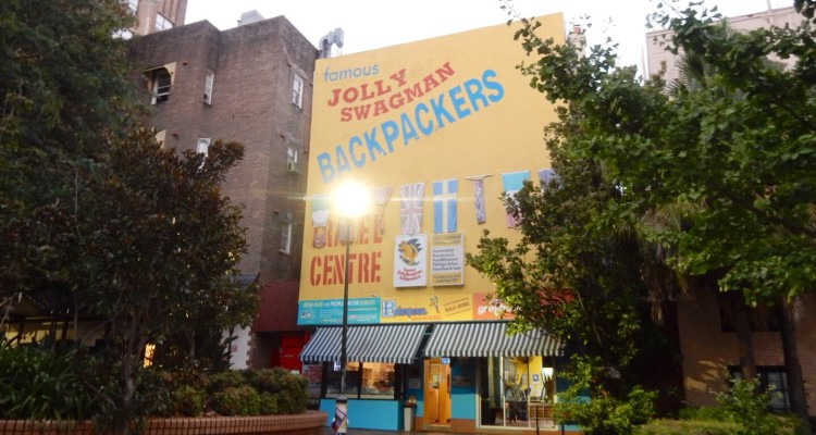 Jolly Swagman Backpackers in Sydney