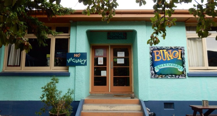 Bungi Backpackers Hostel in Queenstown