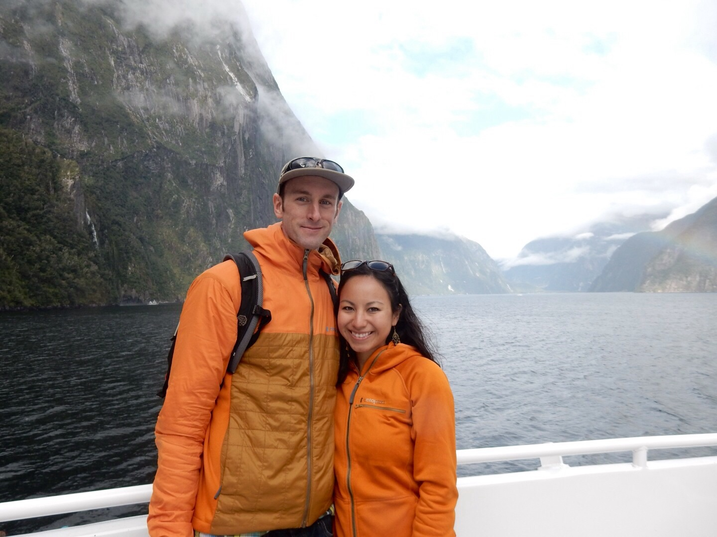 Jucy Milford Sound Cruise Tour