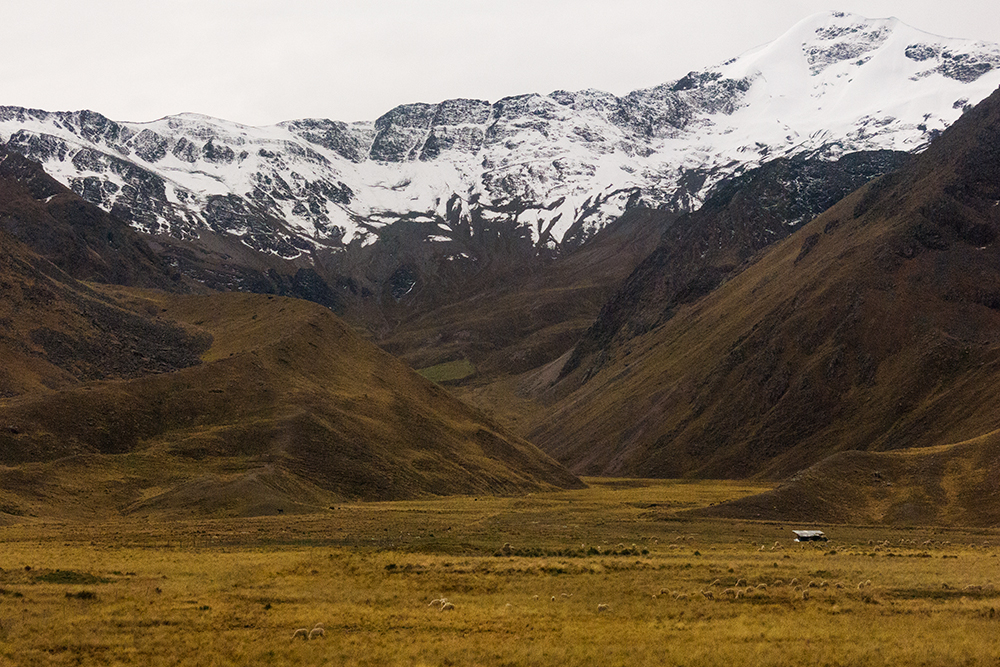 Snapped through the window of our bus from Puno to Cusco, Peru.