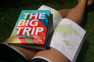 Lonely Planet - The Big Trip - Book Review