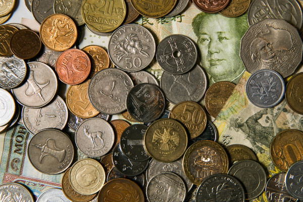 Travel, money for travel, how much does it cost to travel around the world, finance, money, cash, currency, currency conversion