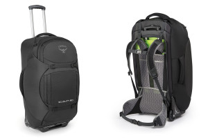 Osprey Sojourn 80L hybrid backpack