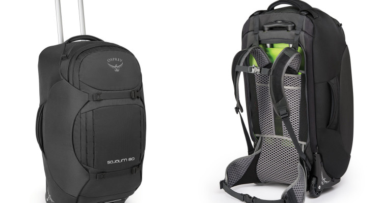 GEAR REVIEW: OSPREY SOJOURN 80L HYBRID BACKPACK