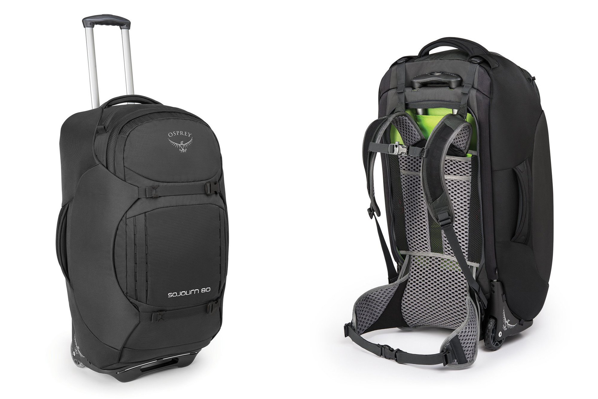 e6c384b470cd GEAR REVIEW  OSPREY SOJOURN 80L HYBRID BACKPACK - One World One Year