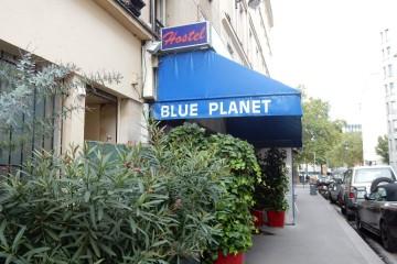Blue Planet Hostel - Paris, France